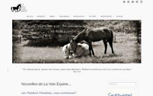 La Voix Equine