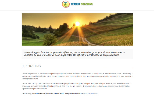 Transit Coaching